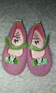 Sepatu minie mouse disney #momjualan