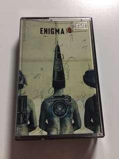 Enigma - Le Roi Est Mort, Vive Le Roi (Cassette)