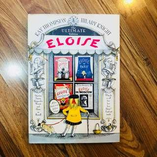 Eloise The Ultimate Edition 4 in 1 hardcover book