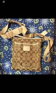 Authentic Coach Sling bag (Preloved)
