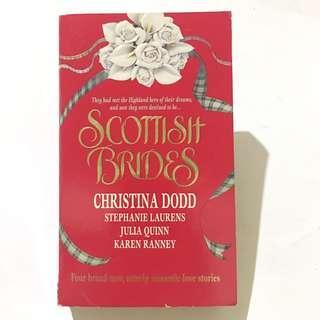 CHRISTINA DODD, STEPHANIE LAURENS, JULIA QUINN, KAREN RANNEY - Scottish Brides