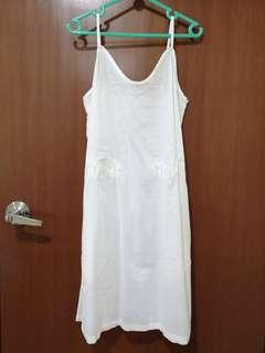 🚚 Martin maison margiela mm6 white sun / beach dress