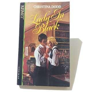 CHRISTINA DODD - Lady In Black