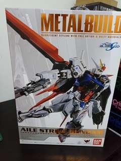Bandai  metal build strike gundam pg mg hg rg