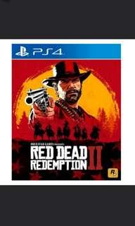 (Standard/Special) Red Dead Redemption 2 (26/10/18)
