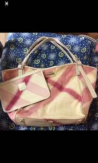 Authentic Burberry Bag (Preloved)