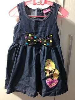 Barbie牛仔裙