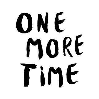 """[CLOSED](Normal Edition) Super Junior """"One More Time"""" Album"""