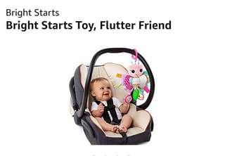 [FreeMail] Bright Starts Stroller Toy $15