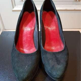 Sepatu Heels Wanita Casual Import