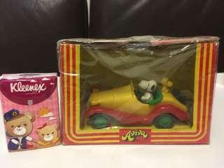 Snoopy玩具車(香港製造)