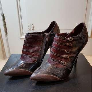Sepatu Heels Wanita Casual Import Pedro Woman