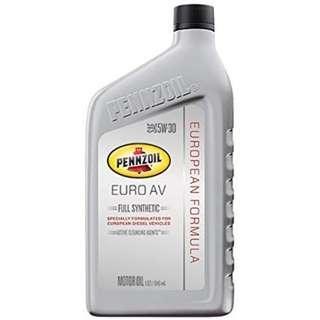 CLEARANCE Pennzoil Euro AV 5W-30 - 1 qt