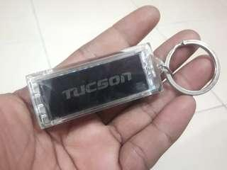 HYUNDAI TUCSON Acrylic Key Chain