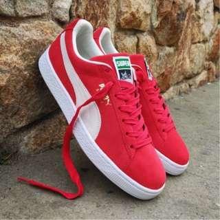 Puma Suede Red Classic