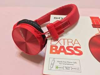 🚚 Sony低音耳機( Bass earphone)