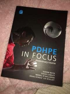 PDHPE Preliminary Course Textbook