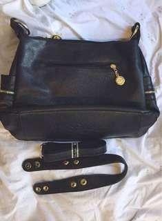 PRICE DROPPED leather bag