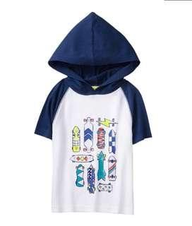*6-12M* Brand new Crazy8 T-shirt for baby boy