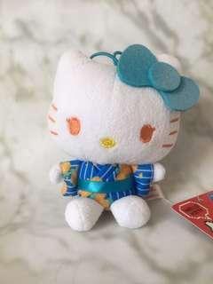 Original Boneka Sanrio Hello Kitty Kimono