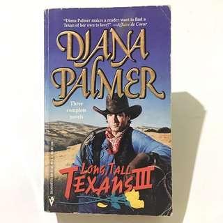 DIANA PALMER - Long, Tall Texans III - Harden, Evan, Donovan