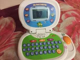 LEAPFROG my own laptop