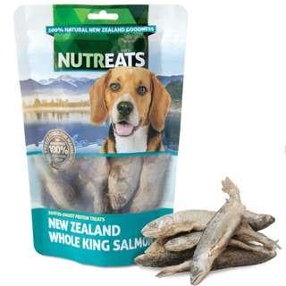 🚚 NutrEats New Zealand Whole King Salmon