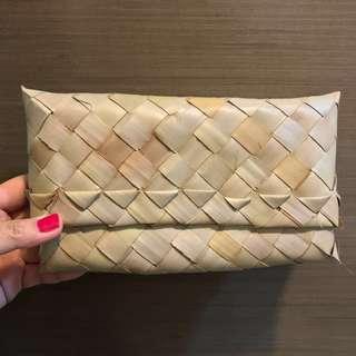手織包包 Handmade knitted purse / case