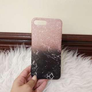 iPhone 7/8 Pink and Black Case