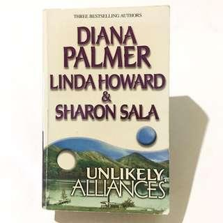 DIANA PALMER - Diamond Girl, LINDA HOWARD - Independent Wife, SHARON SALA - Annie and the Outlaw