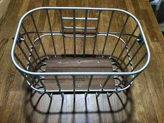 Brooks Hoxton Wire Bicycle Basket