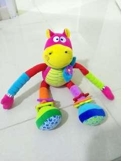 Jolly jumper Toy Plush toy