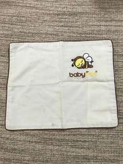 Sarung bantal kepala baby bee, good condition
