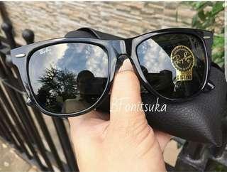 太陽眼鏡 rayban rb2140f 兩個碼