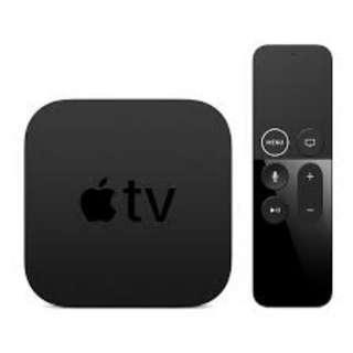 apple tv 4k (32gb)with warranty