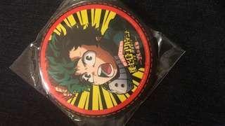 Boku No Hero badge for exchange