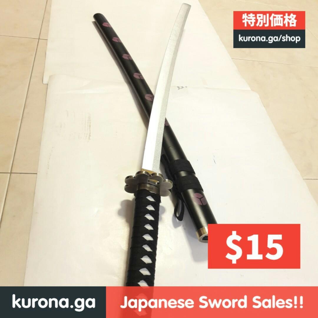 🉐 $15/set! Roronoa Zoro Shusui Katana (In-stock)