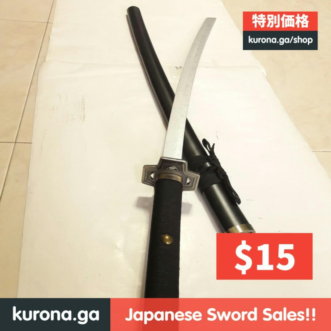 🉐 $15/set! Roronoa Zoro Yubashiri Katana (In-stock)
