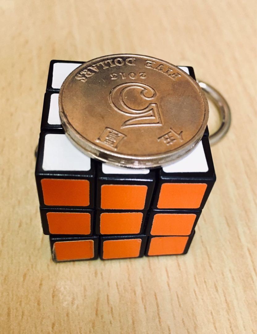免費送出!迷你扭計骰 Mini Rubik's Cube