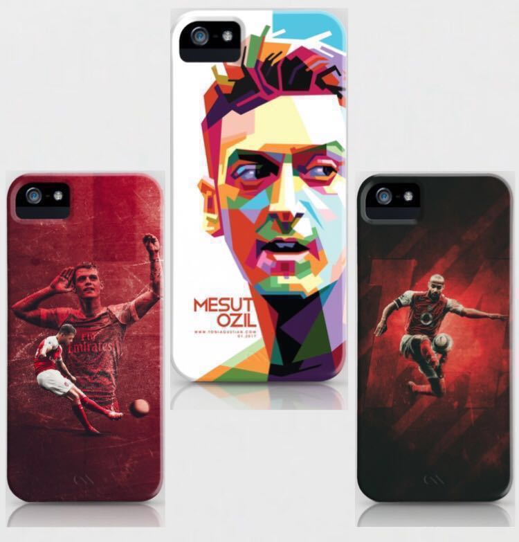 size 40 c07c0 8770d Arsenal phone cases! Now available in iPhone Xs, Xr, Xs max
