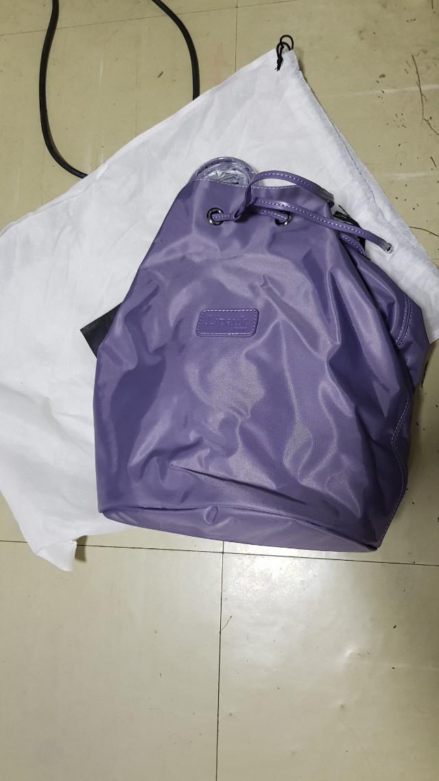 2d9386e74 Authentic Lipault bucket bag, Women's Fashion, Bags & Wallets ...