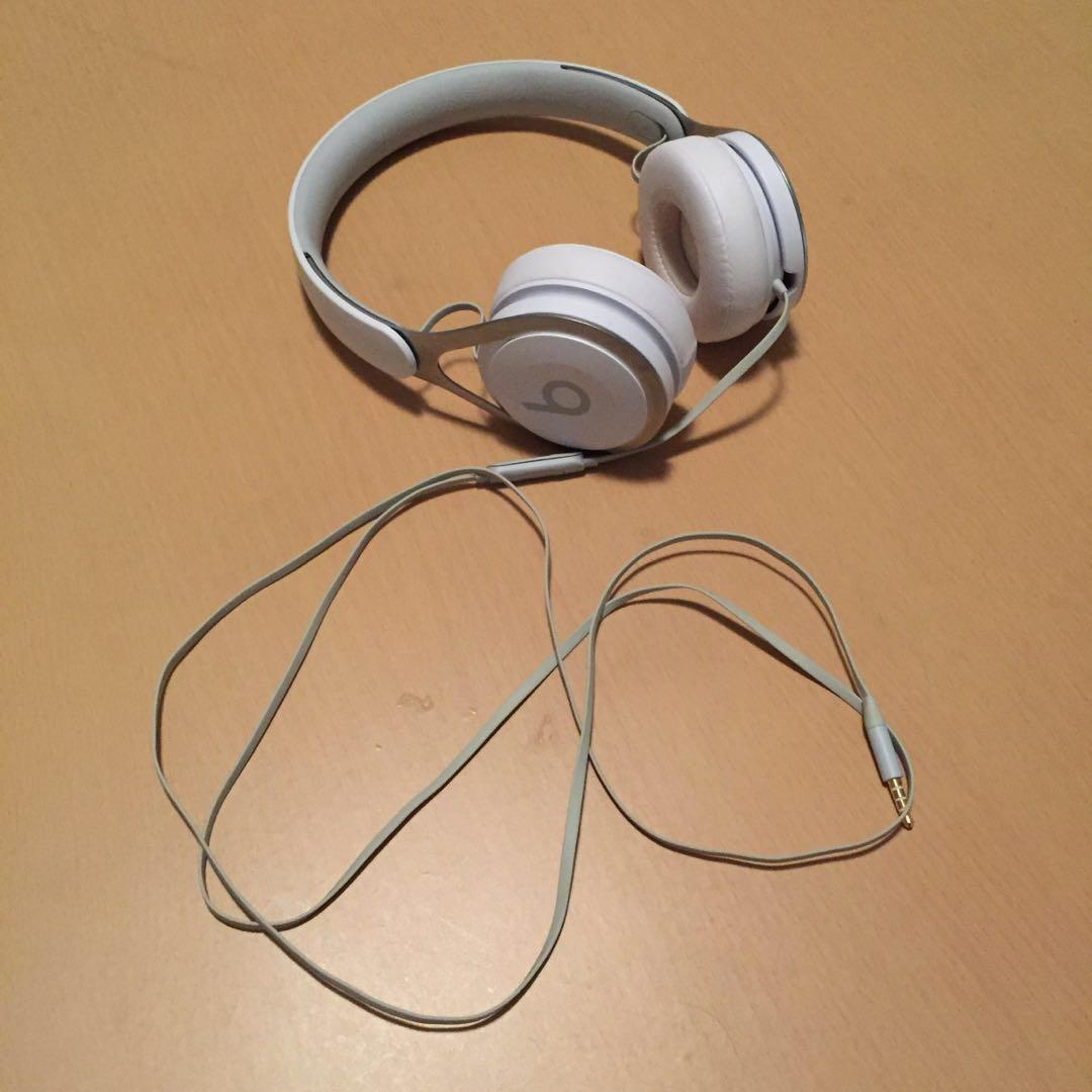 BEATS BY DRE Headphones White