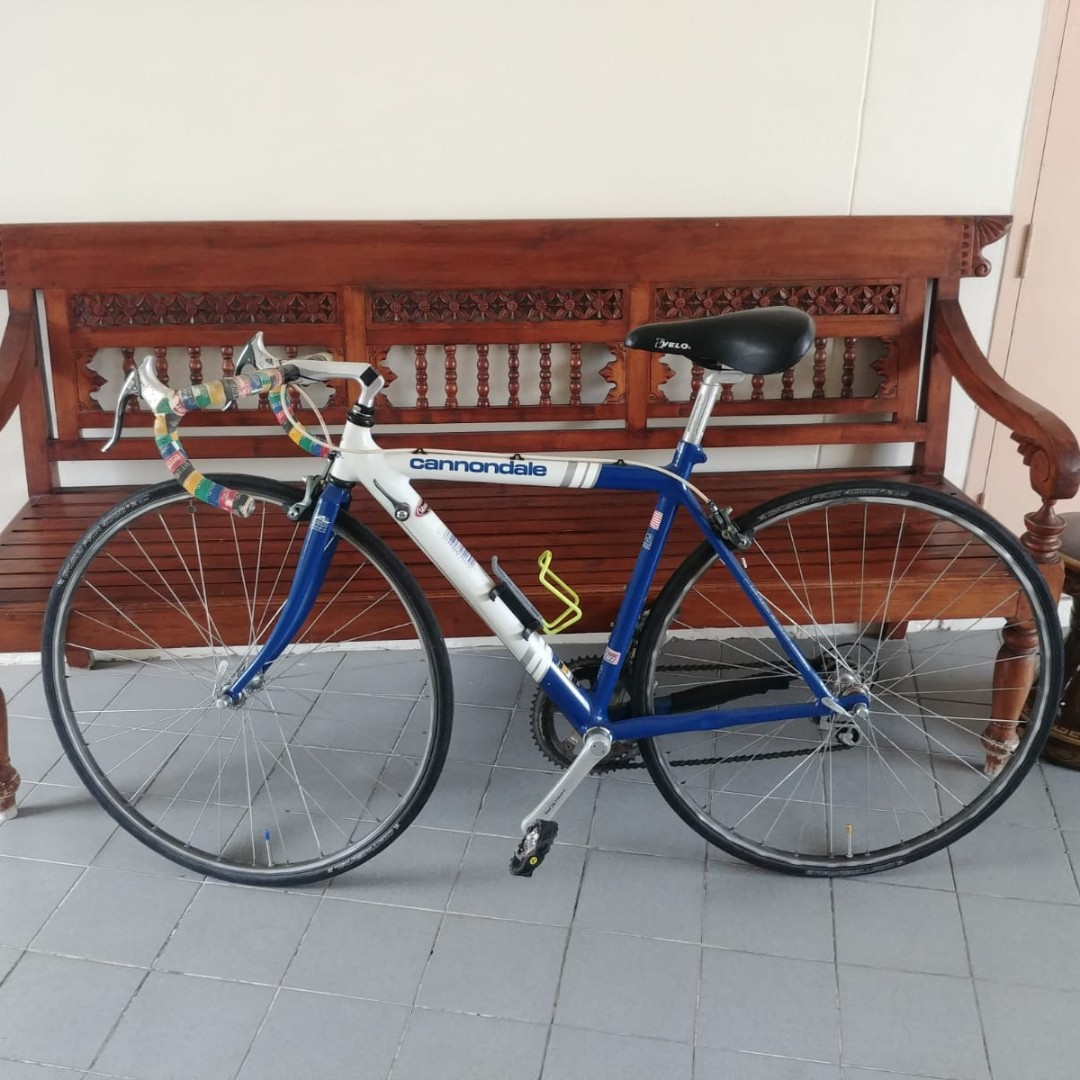 30ab648dc7c Cannondale Road Bike (Shimano 105), Bicycles & PMDs, Bicycles, Road ...