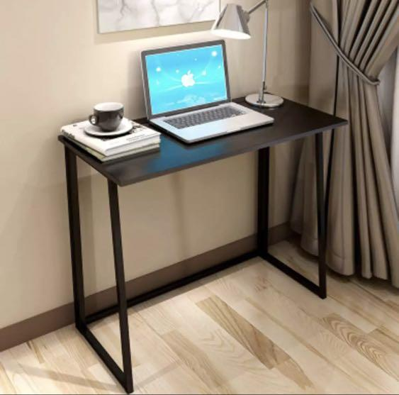 Awe Inspiring Computer Table Study Table Minimal Space Furniture Tables Download Free Architecture Designs Salvmadebymaigaardcom