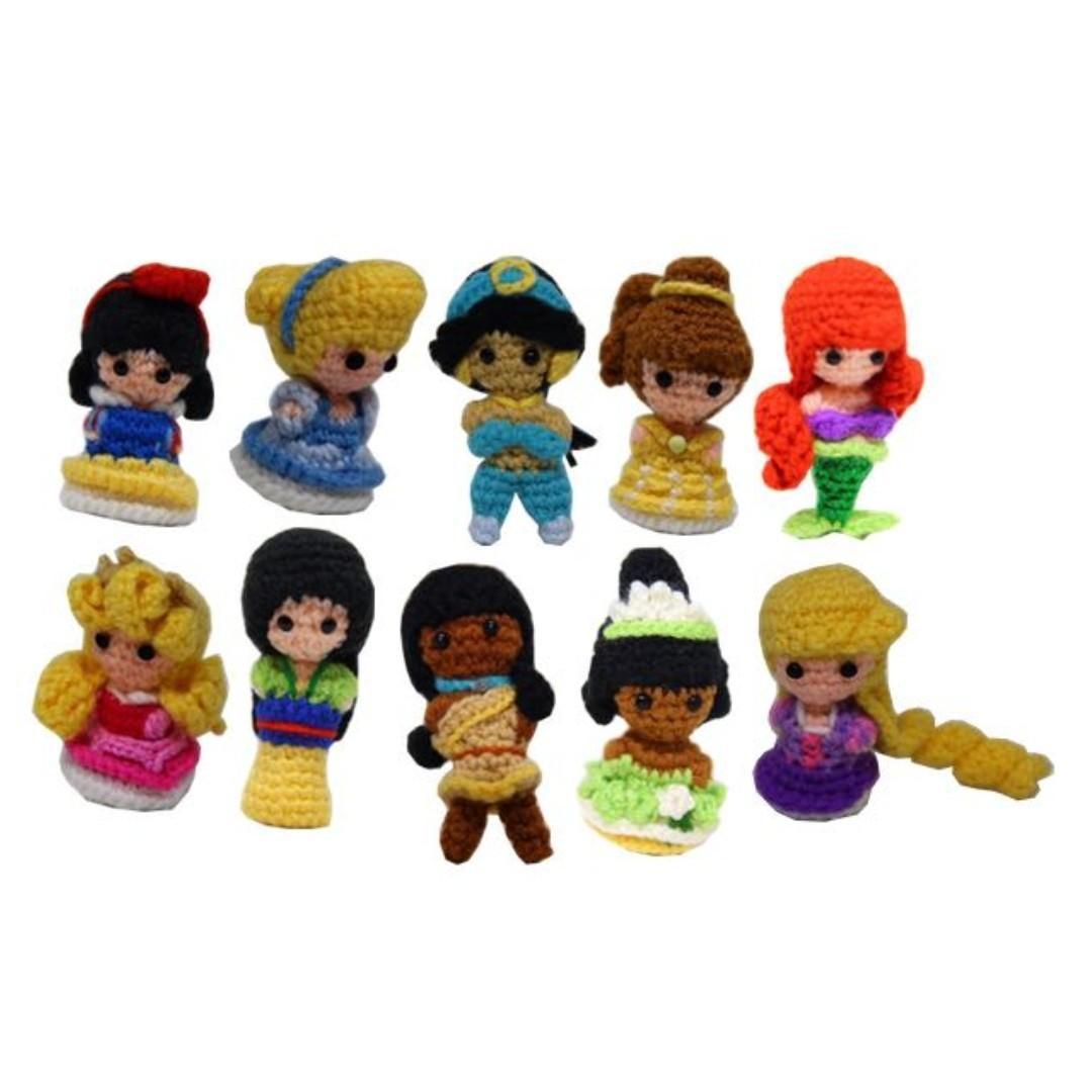 Crochet Princess Jasmine | Amigurumi | Aladdin - YouTube | 1080x1080