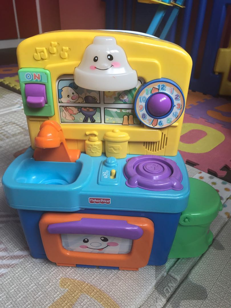 Fisher Price Kitchen Toy Hobbies Toys Toys Games On Carousell
