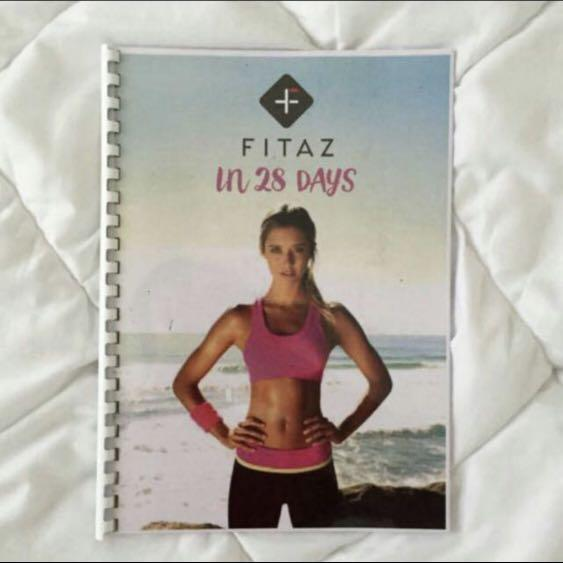 FITAZ IN 28 DAYS EBOOK