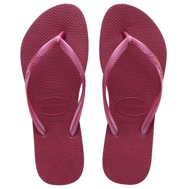 9f6f2548ec2d HAVAIANAS Slim Women s Slippers Sale!
