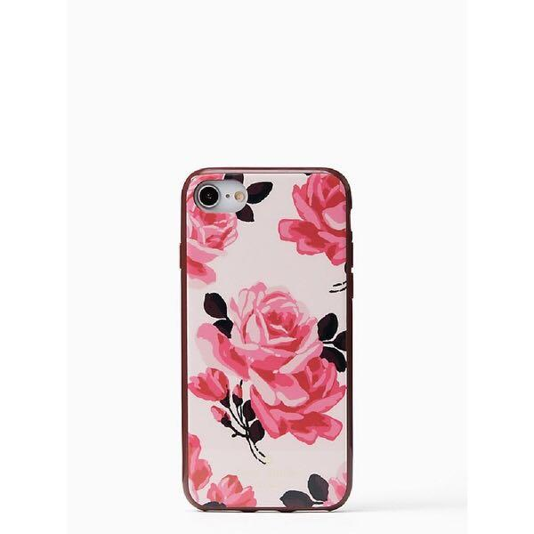 Kate Spade Rose iPhone 7 case