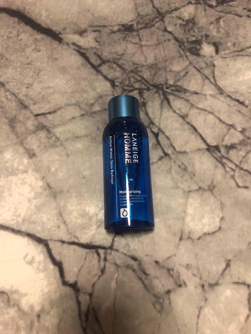 Laneige Homme Active Water Skin Refiner